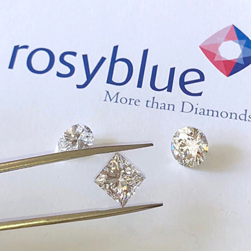 Rosy Blue The Diamond Talk