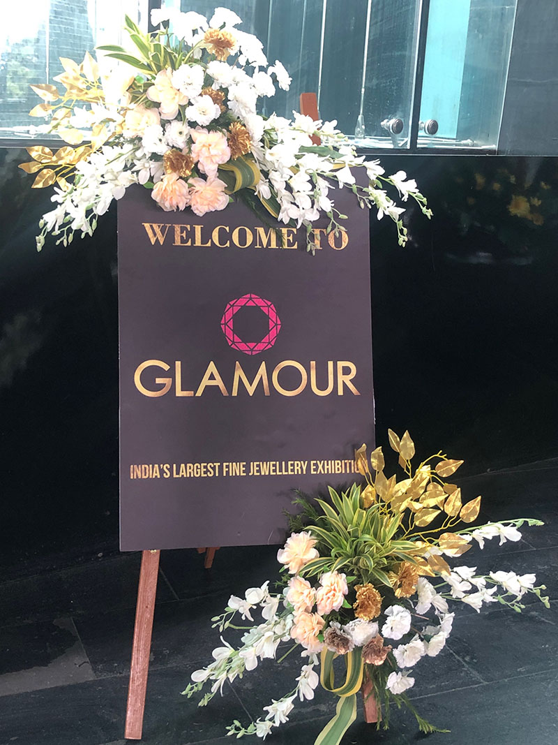 Glamour The Diamond Talk