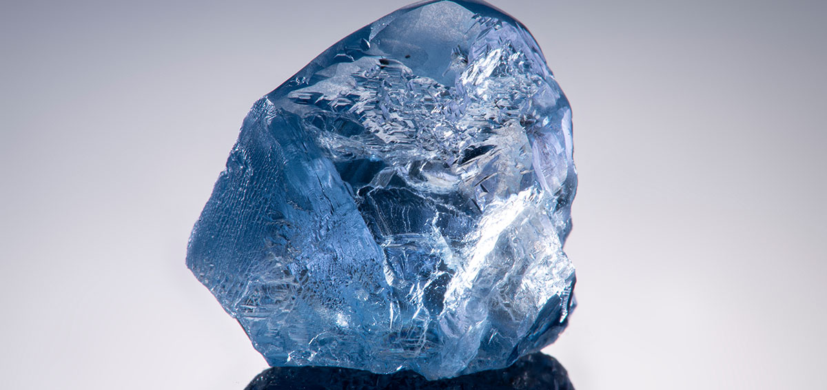 Natural Blue Diamond The Diamond Talk