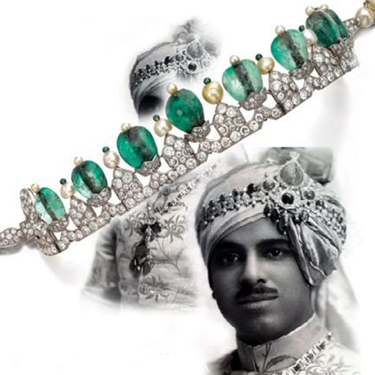 maharaja the diamond talk