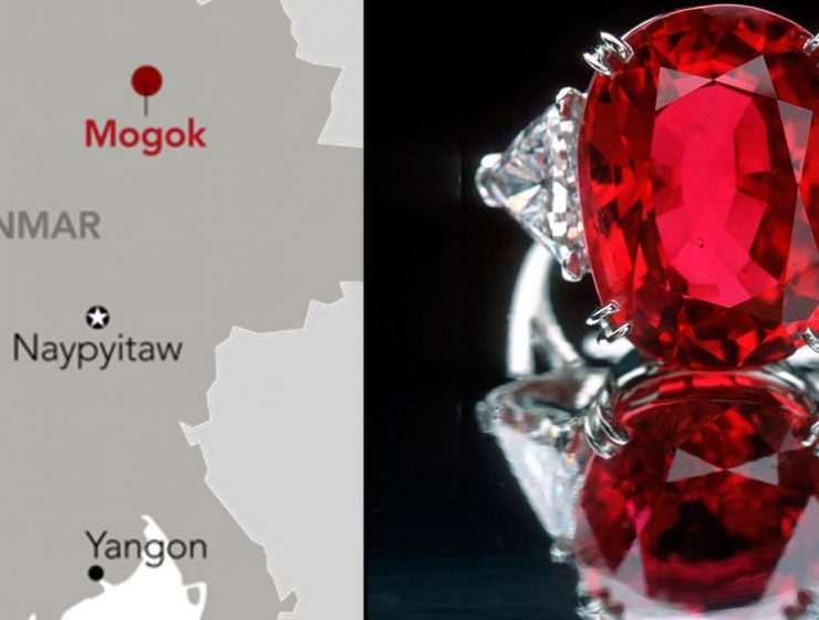 Burmese Ruby The Diamond Talk