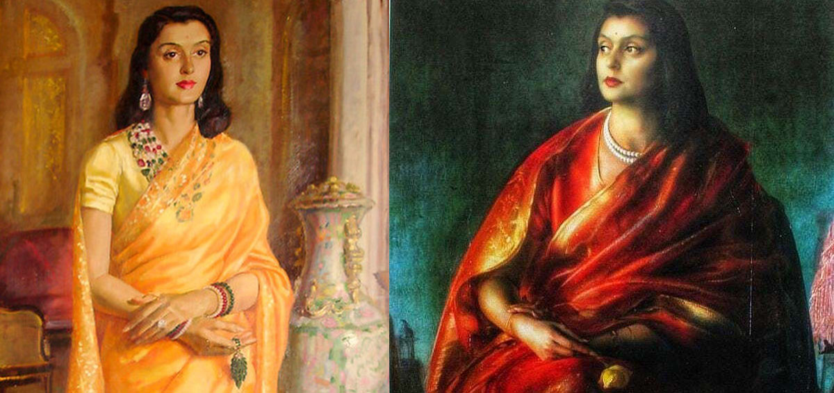 Maharani Gayatri Devi The Diamond Talk