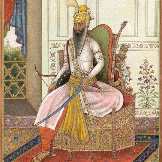 Sikh Empire | The Diamond Talk